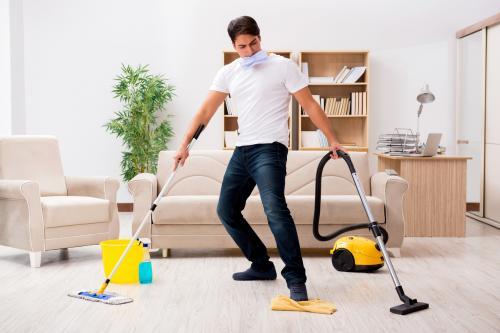 家でグダグダしてる彼を「瞬く間に家事メンにする」3ステップ