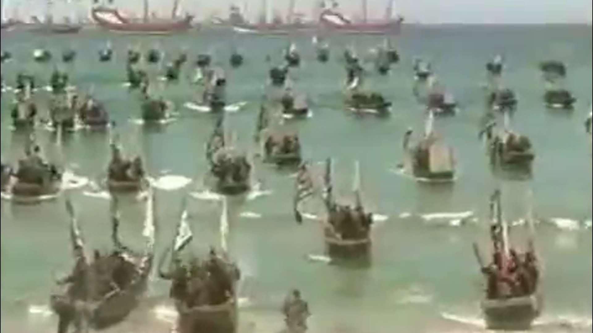 【海外の反応】 元寇 「鎌倉幕府は見事だった!」  日本の存亡を賭けた戦いを外国人が分析 - YouTube