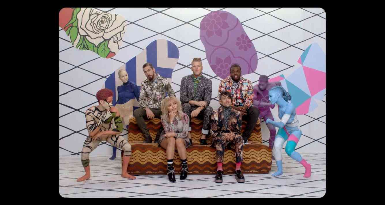[Official Video] Can't Sleep Love – Pentatonix - YouTube
