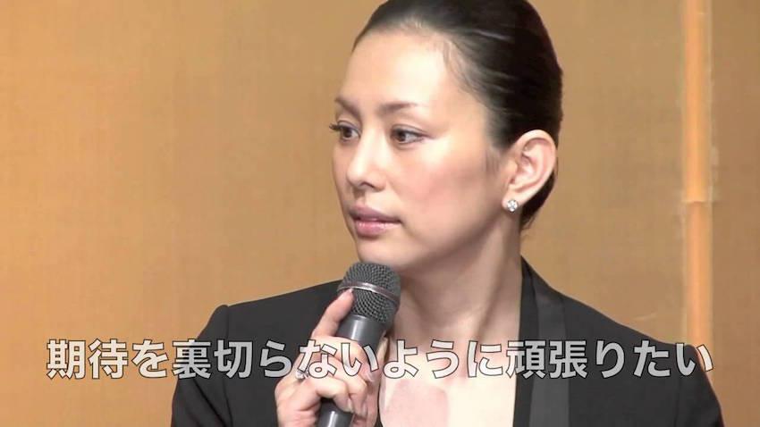 「ギャラは数十万!?」米倉涼子ブロードウェイ公演の評判が酷い。 | 歌舞伎の申し子!市川海老蔵大好きブログ!