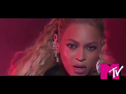 Beyoncé live VMA's 2016 - Medley Lemonade - - YouTube