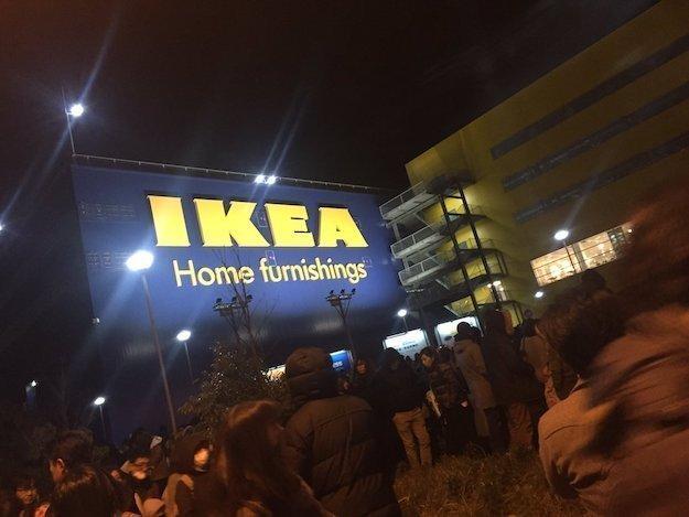 IKEAに爆破予告で緊急避難 店員が見せた「神対応」とは? (BuzzFeed Japan) - Yahoo!ニュース