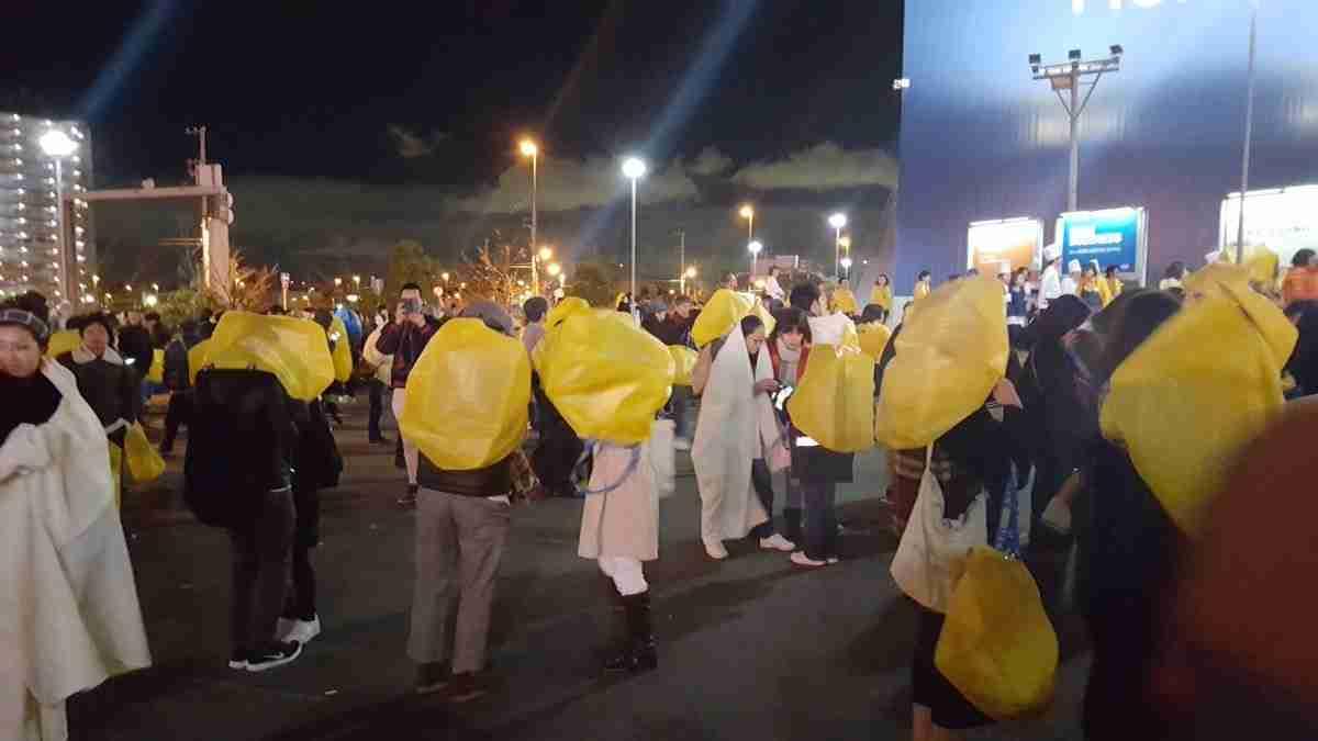 IKEA(イケア)に爆破予告で緊急避難…店員が見せた「神対応」とは?