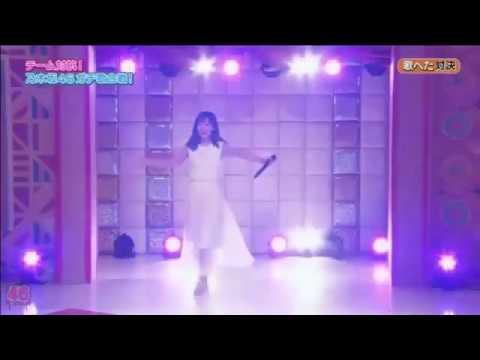 乃木坂46斉藤優里『LOVEマシーン』 - YouTube