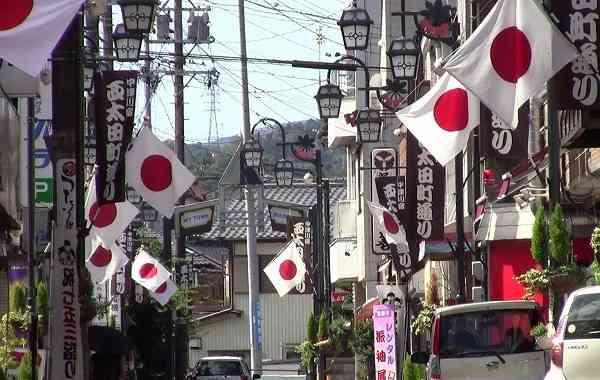 日本国旗出していますか?
