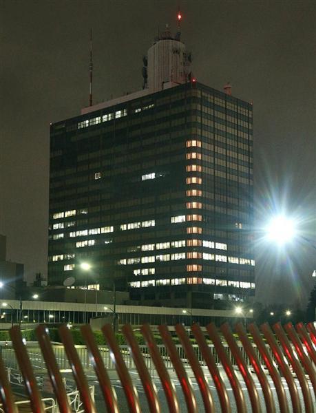 総務省、NHKを厳重注意 横浜放送局の着服 事件非公表も問題視 - 産経ニュース