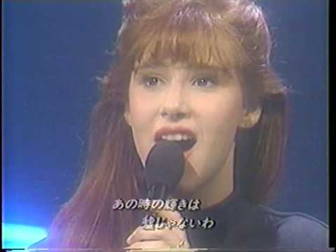 Tiffany 「Could've Been」(1988) - YouTube