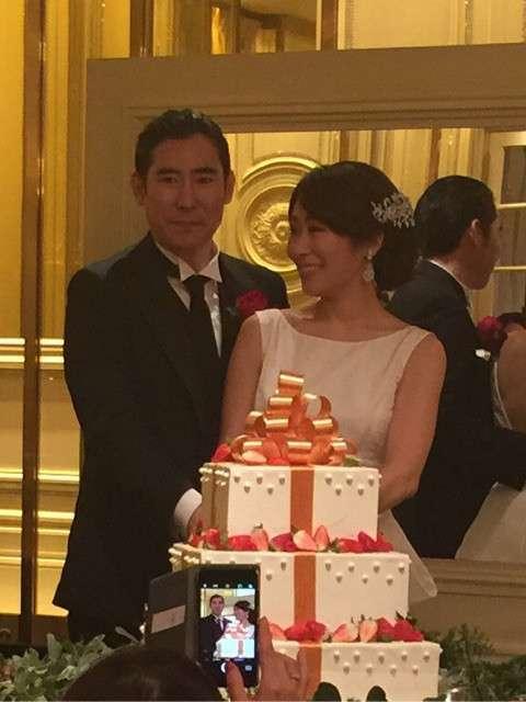 高嶋政伸くん結婚パーティー|山田邦子オフィシャルブログ Powered by Ameba