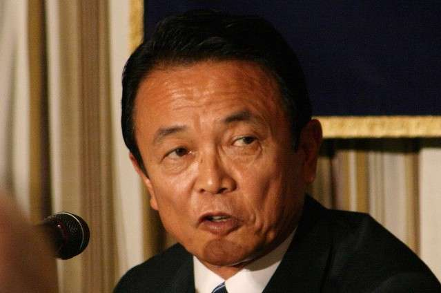 麻生太郎氏がスワップめぐり韓国に痛烈「今まで必要ないと言っておいて…」 - ライブドアニュース