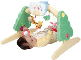 赤ちゃんのお気に入りのおもちゃ