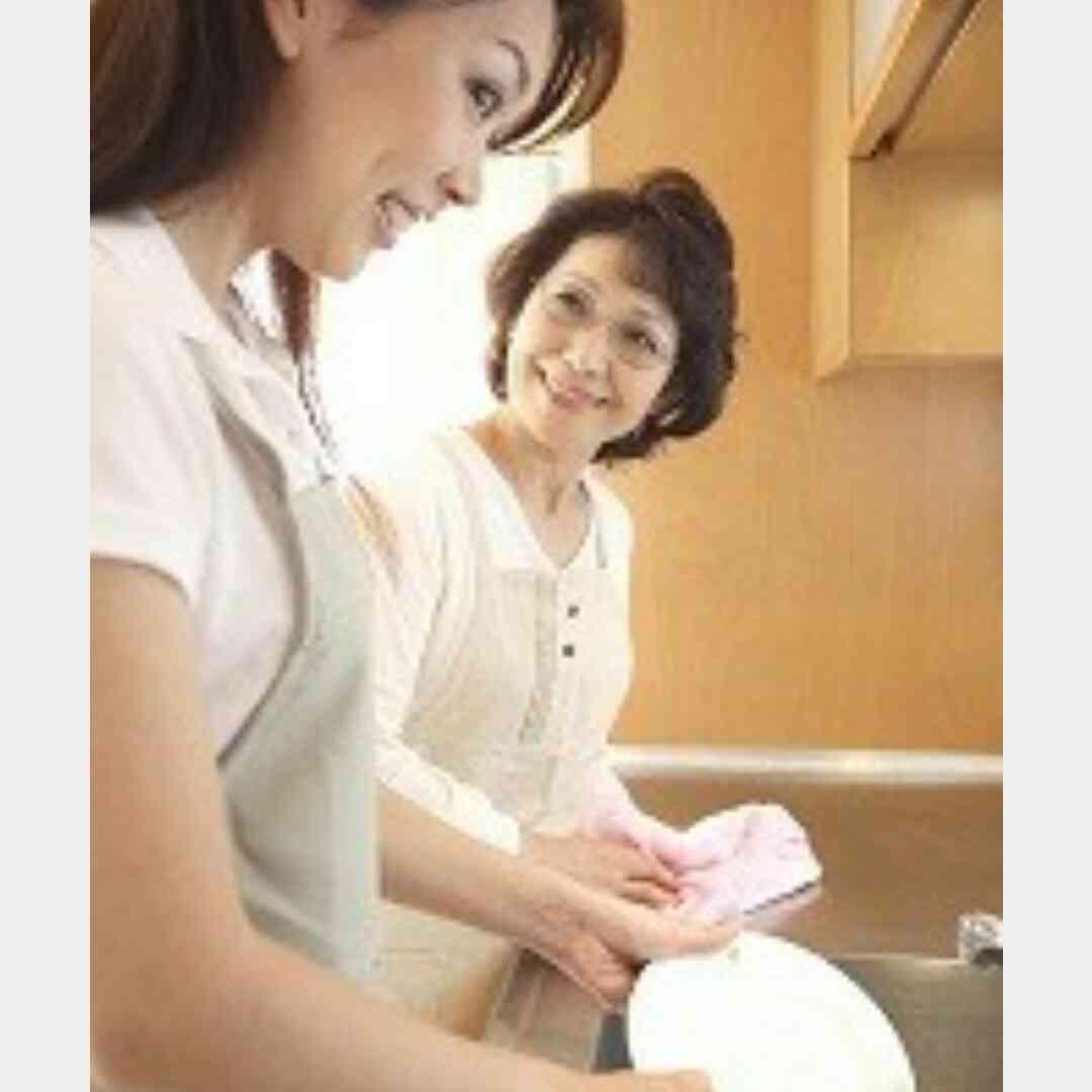 義母に料理習いましたか?