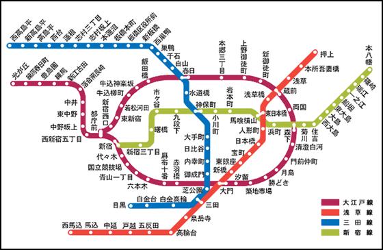 都営地下鉄を語ろう!