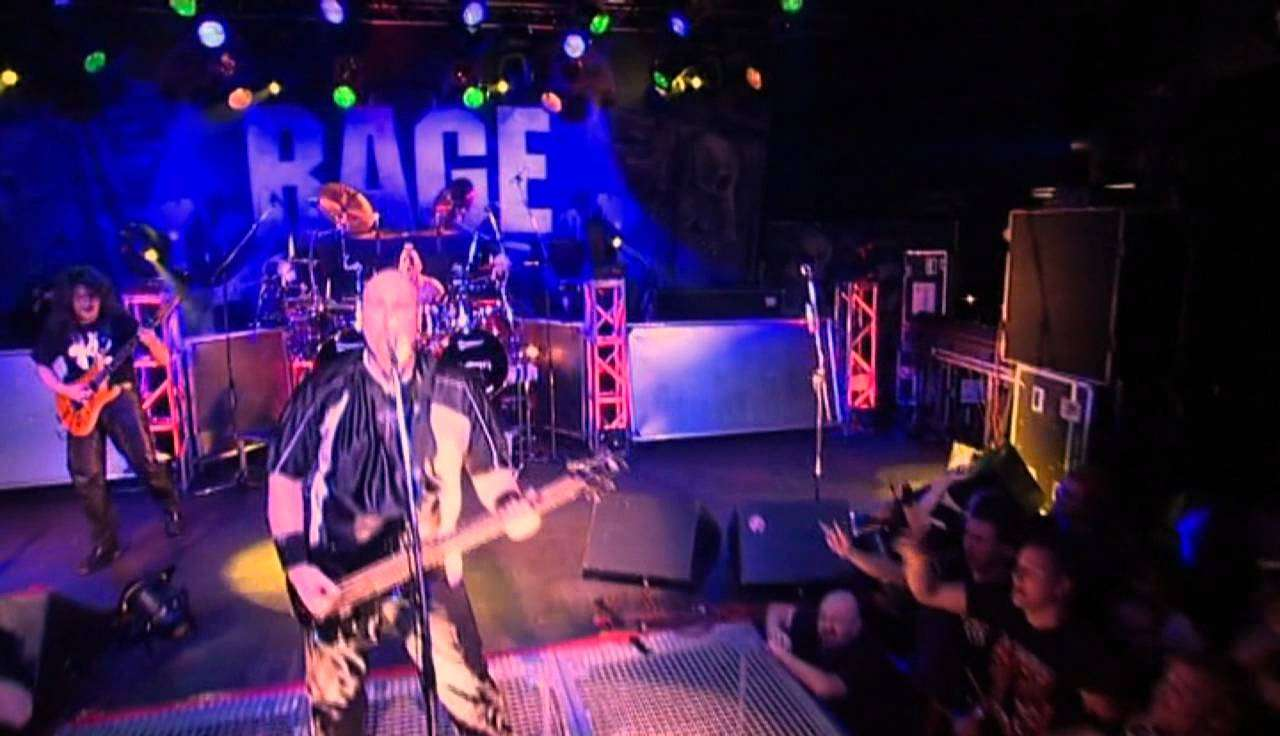 Rage - Down - Live - YouTube