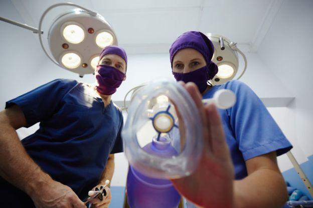 【閲覧注意?】手術中にもし目が覚めたら…体験者が恐怖語る