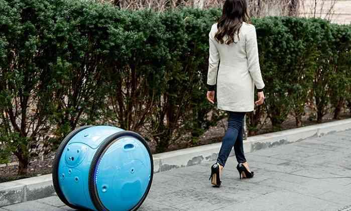 もう重い荷物は持たなくていい!個人向け運搬ロボット「Gita」がとっても役立ちそう!