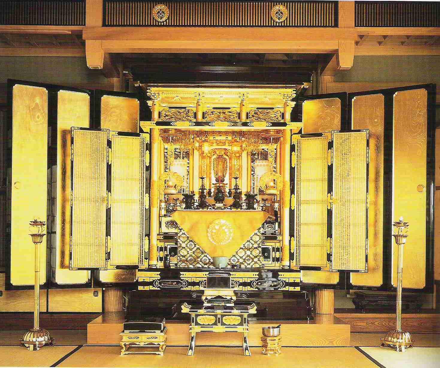 仏壇について