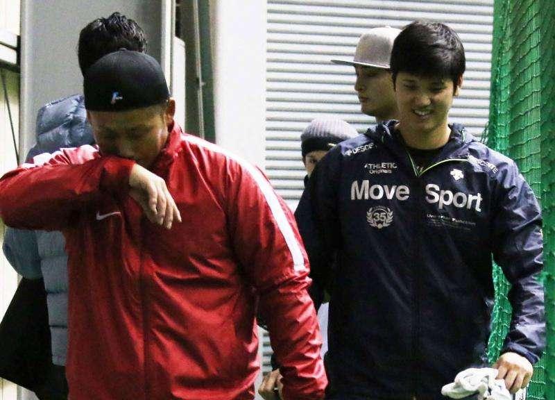 ダルビッシュが大谷&中田合同練習をインスタで公開 - 野球 : 日刊スポーツ