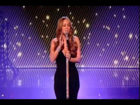 Mariah Carey LIVE 2009 at the X Factor singing I Want to Know What Love Is NEW - YouTube