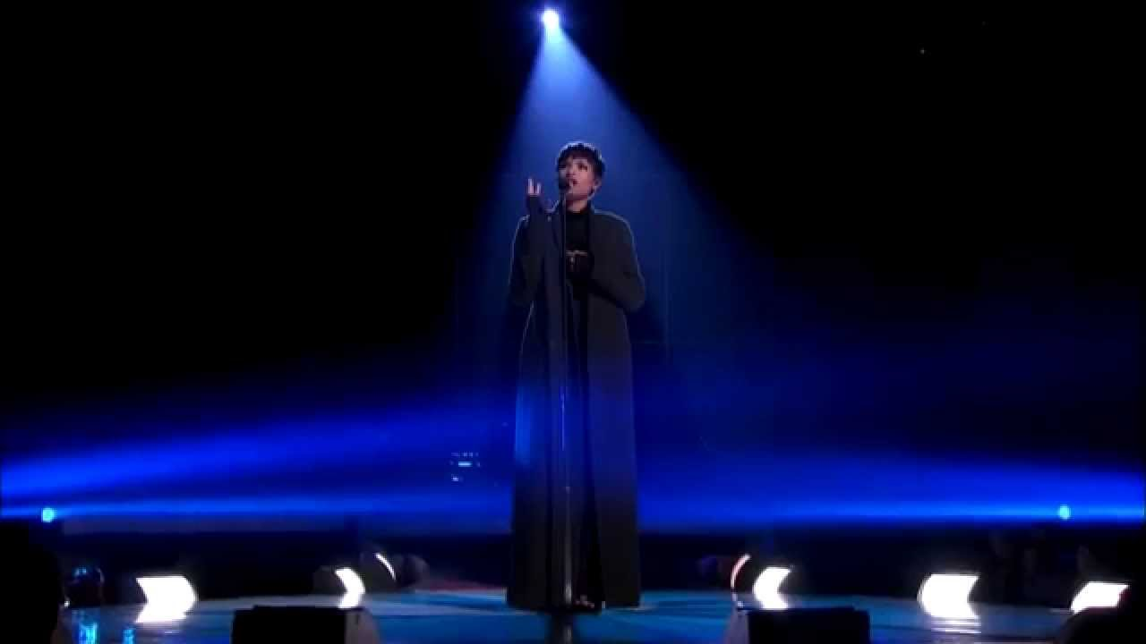Jennifer Hudson - Hallelujah (live) - YouTube