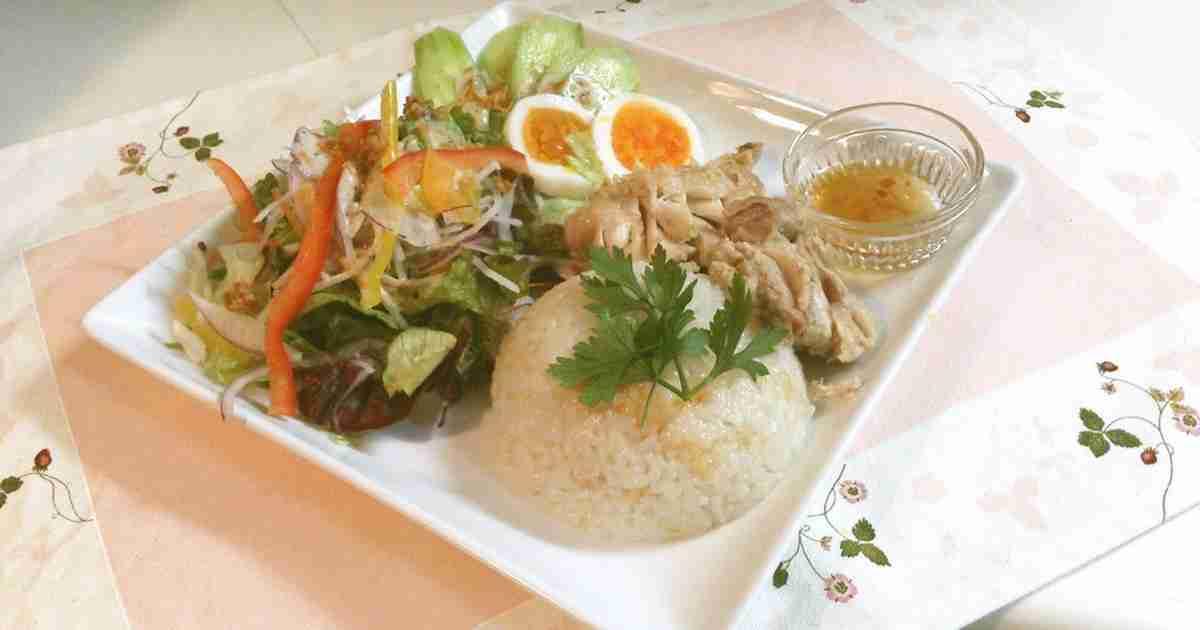 簡単本格!!シンガポールチキンライス by 生ちゅう [クックパッド] 簡単おいしいみんなのレシピが259万品