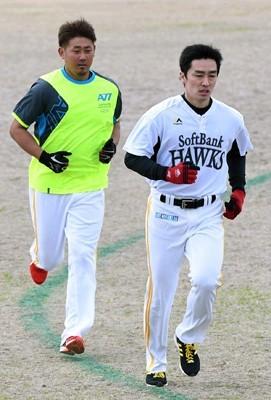 ホークス和田激白、松坂と日本一に 「大輔は肩の苦しみ抜けた。一緒にローテ投げられたら幸せ」 (西日本スポーツ) - Yahoo!ニュース