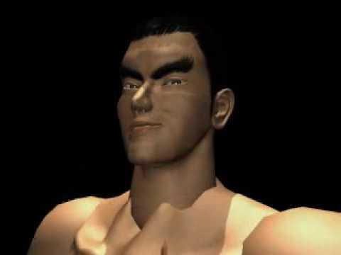 TEKKEN 2 / 鉄拳2 三島 一八のエンディングです 【PS1】 (1996) - YouTube