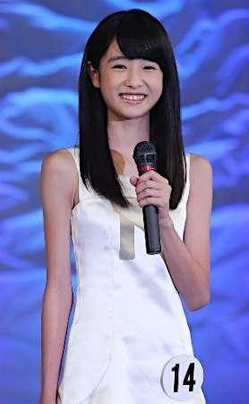 """武井咲「ウソついちゃいました」 国民的美少女コンテストの履歴書写真で""""作戦"""""""