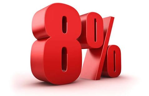 今でも消費税8%に納得してない人