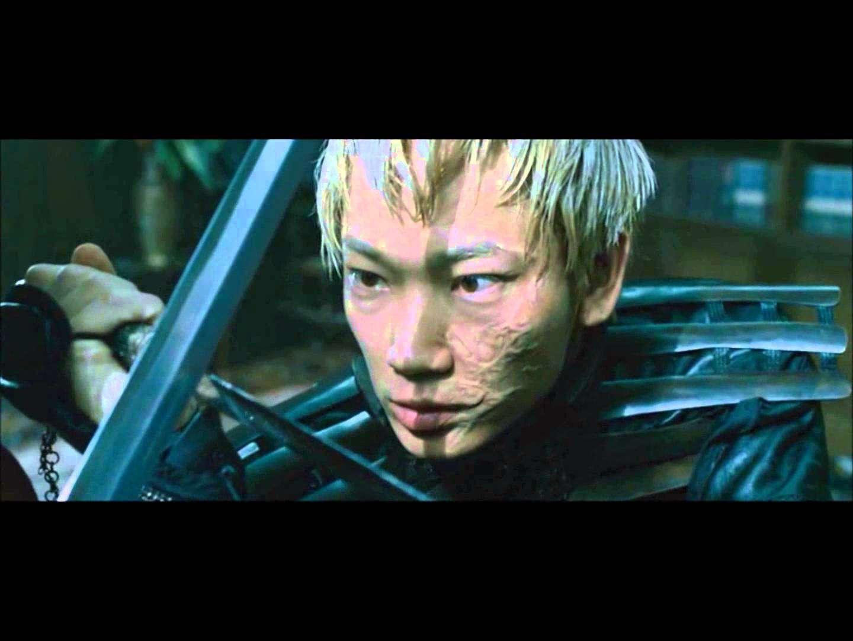 るろうに剣心戦闘シーン - YouTube