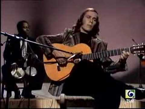 Paco de Lucia - Entre dos aguas (1976) full video - YouTube