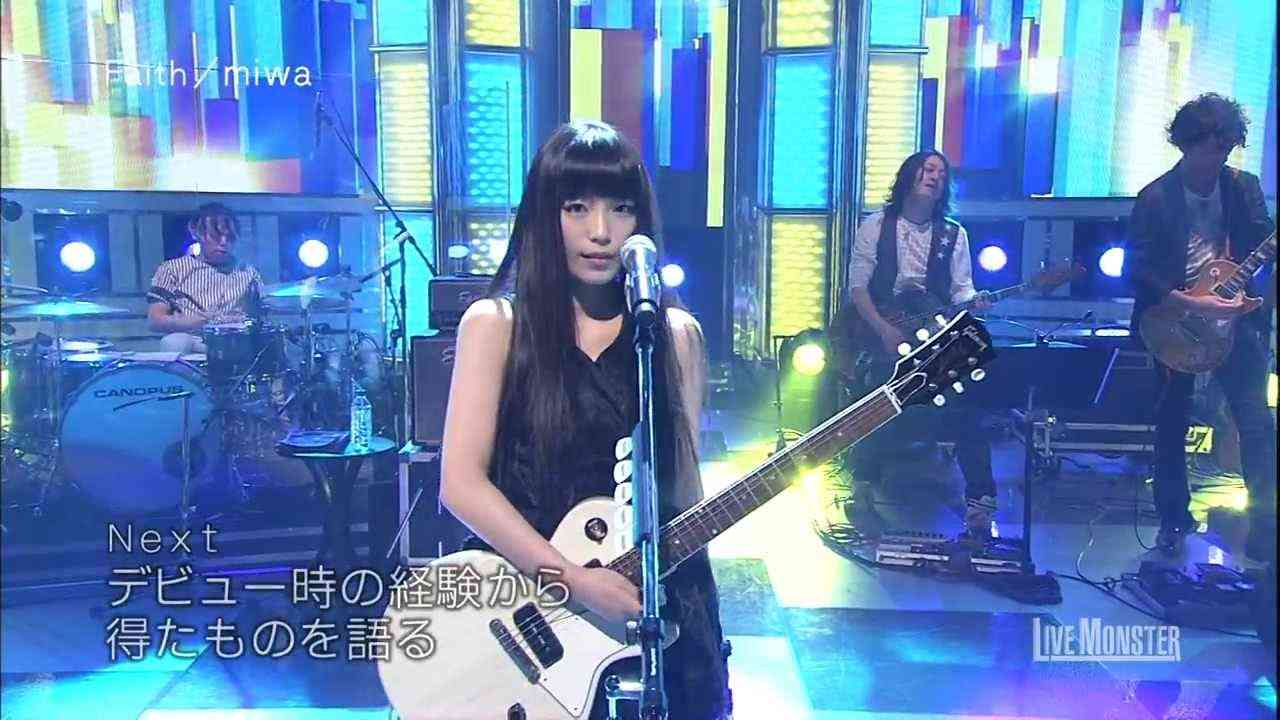 ♪Faith miwa @LM2014.02 - YouTube