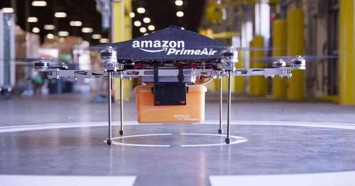 アマゾン、英国で初のドローン配送を完了。Prime Airサービス発表から3年で実現 - Engadget 日本版
