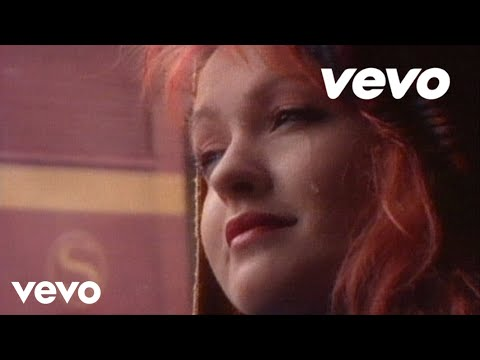 Cyndi Lauper - Time After Time - YouTube