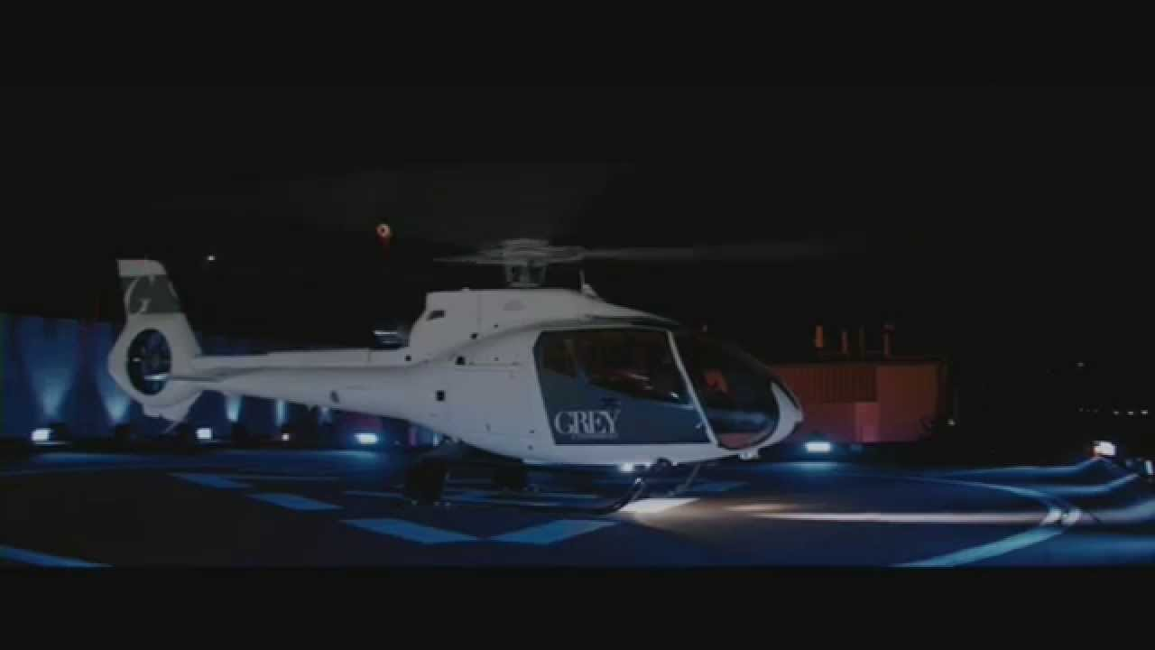 Fifty Shades of Grey - Helicopter scene - YouTube
