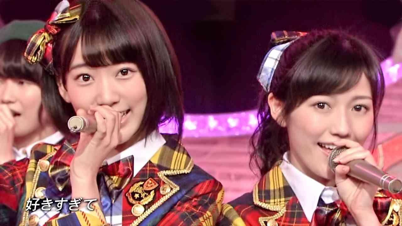 【Full HD 60fps】 AKB48 希望的リフレイン (2014.11.22) - YouTube