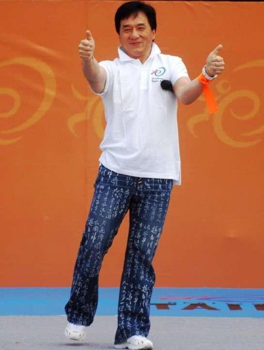 ジャッキー・チェン、世界俳優収入番付で2位=年間収入62億円... - Record China