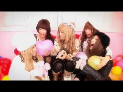 【PV】Melty Love/美女♂men Vlossom【公式】 - YouTube