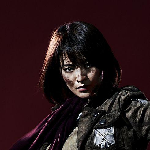 舞台「進撃の巨人」エレン、ミカサ、アルミンのキャストが公開 7月28日から55公演