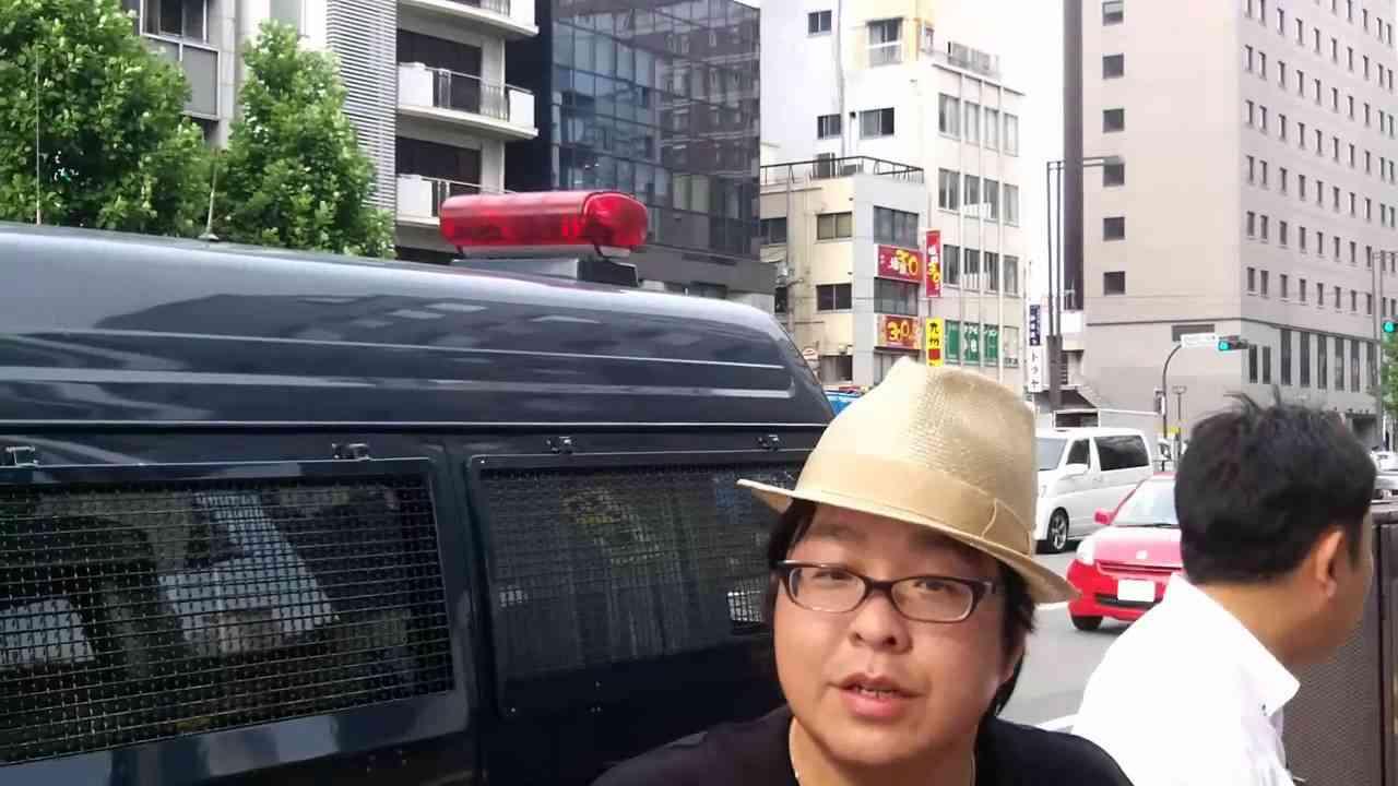 【8月10日】韓国大統領による竹島不法入国抗議1【桜井誠】 - YouTube