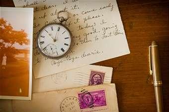 手紙を書くのが好きな人