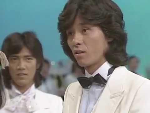 西城秀樹 情熱の嵐 (1978年7月) - YouTube