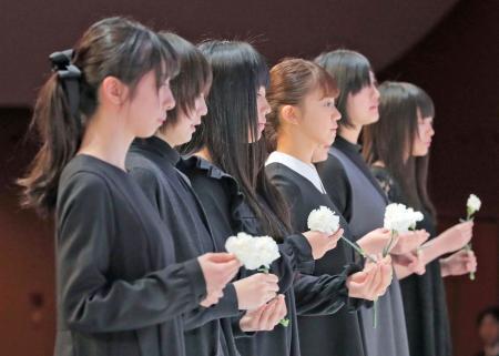 エビ中松野莉奈さんお別れの会にももクロら2万人 (日刊スポーツ) - Yahoo!ニュース