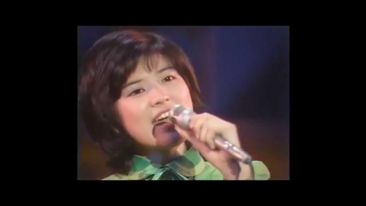 桜田淳子「はじめての出来事」(1974年12月5日発売・52.7万枚・自身最大のヒット曲)