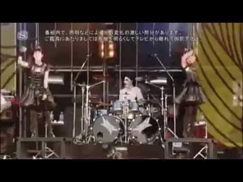 babymetal rising sun - YouTube