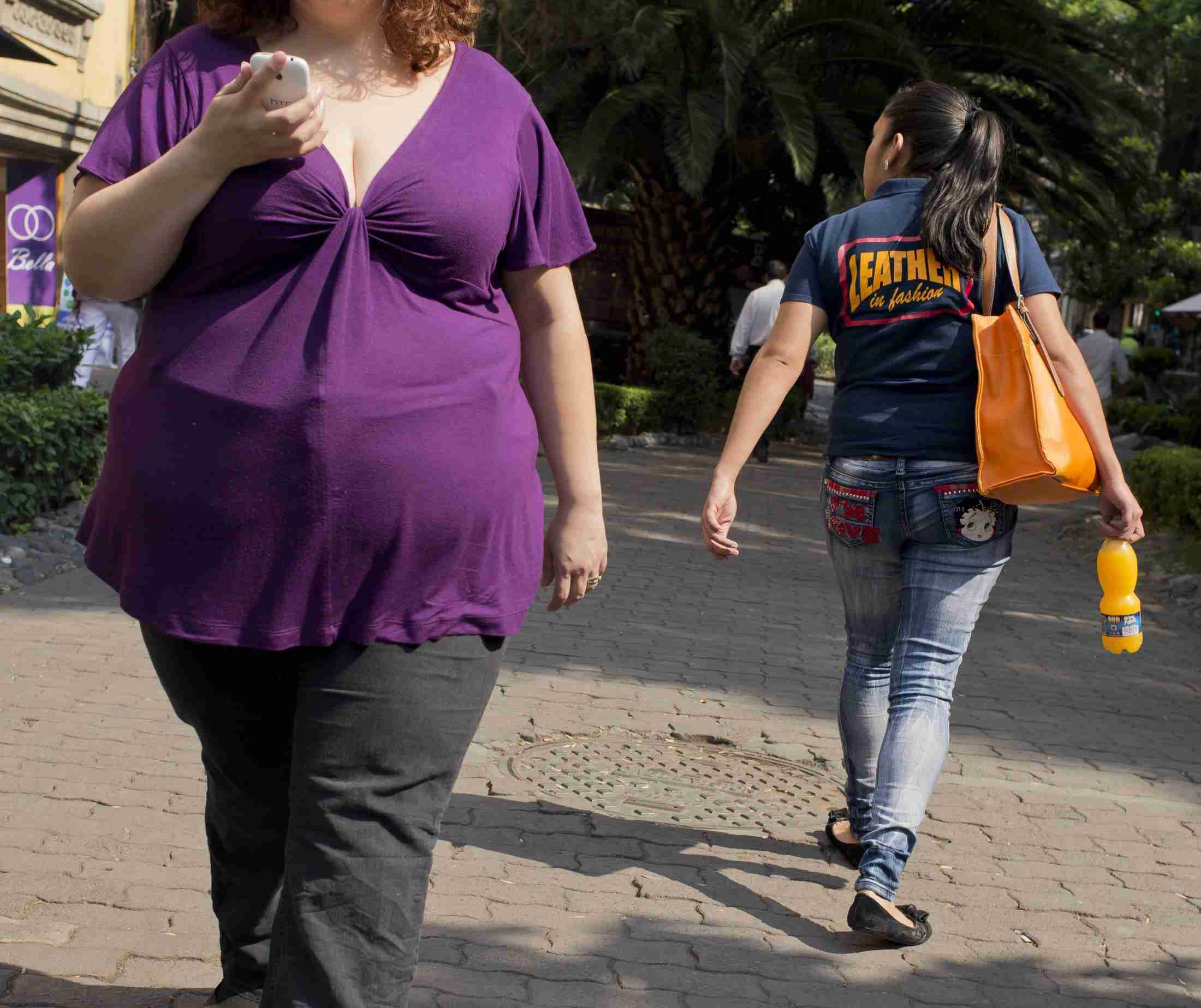 「太っているのは恥」と責めると肥満者の健康悪化、米大研究 (The Telegraph) - Yahoo!ニュース