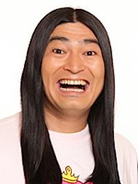 センター分けのヘアスタイル画像下さい