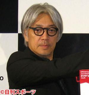 坂本龍一が「レヴェナント」でグラミー賞ノミネート