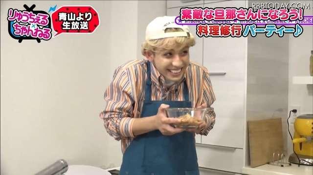 和食料理家がりゅうちぇるの態度に怒り心頭「てめー、ど素人が」