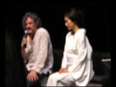 Miki Nakatani 中谷美紀 LE FUSIL DE CHASSE (theater play) 2011 - Montreal (1/2) - YouTube