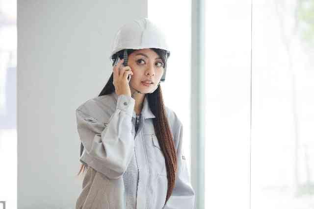 Tシャツを着ていたら注意 土建業で働く女性につきまとう「性の壁」